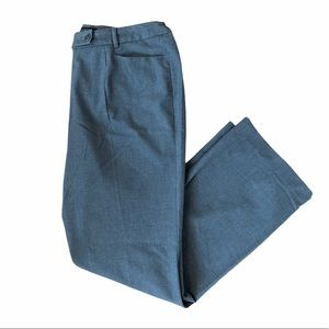 Talbots Women Heritage Gray Pants Size 14W